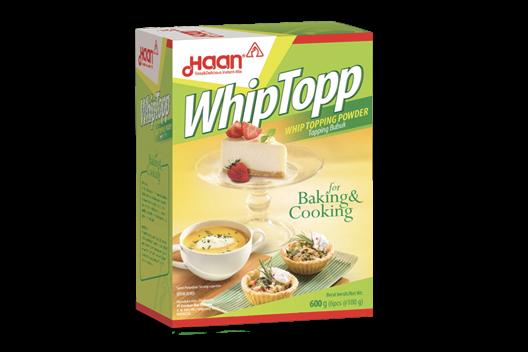 Haan Whiptopp Baking & Cooking