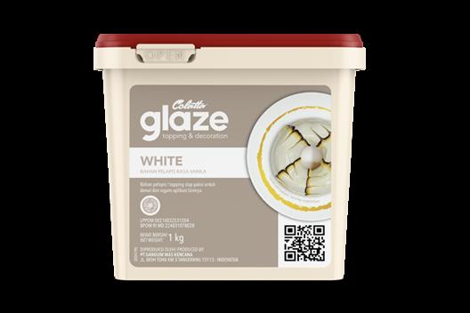 Colatta Glaze - White