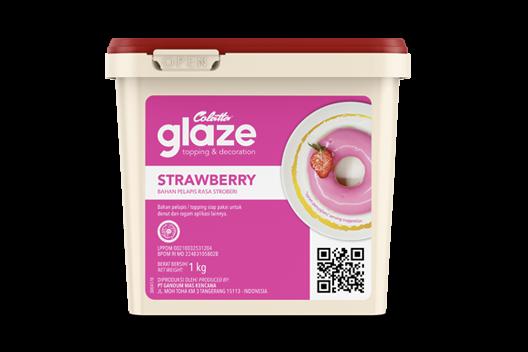 Colatta Glaze - Strawberry