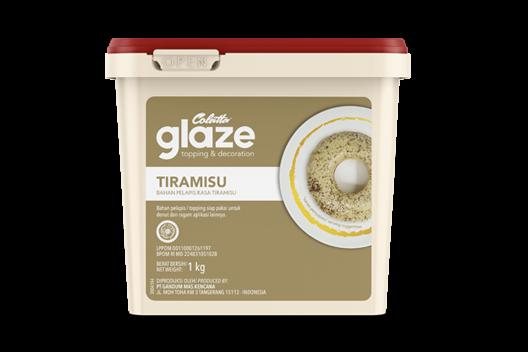 Colatta Glaze - Tiramisu