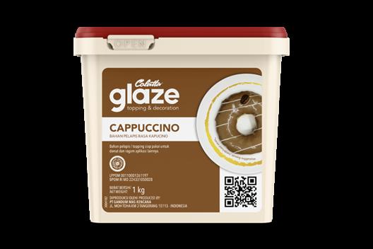 Colatta Glaze - Cappuccino