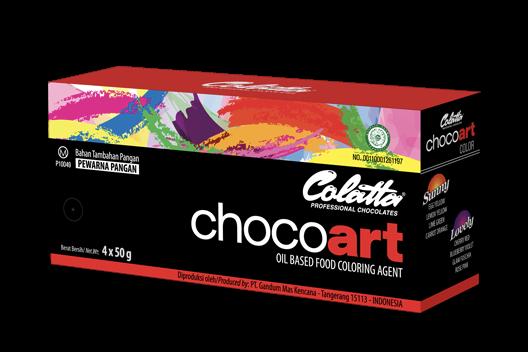 Colatta Choco Art