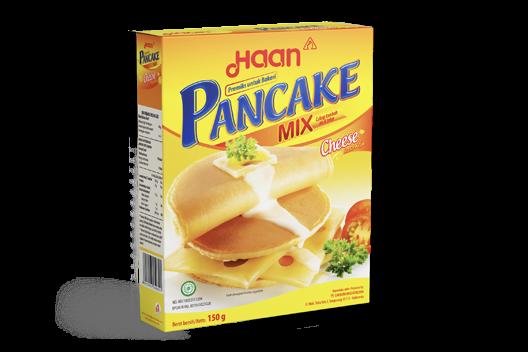 Haan Pancake Mix Cheese
