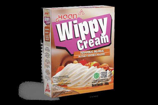 Haan Wippy Cream