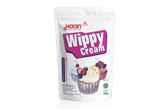 Haan Wippy Cream Pouch