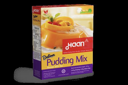 Haan Pudding Mix Mango