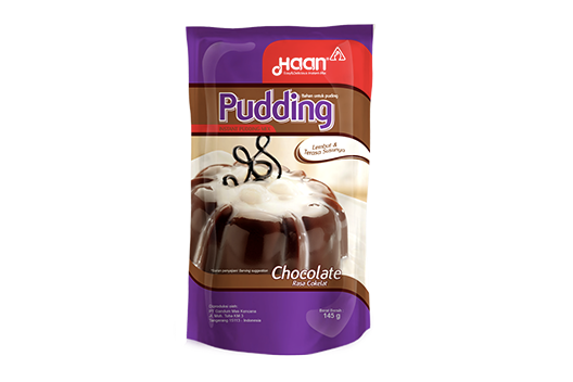 Haan Pudding Mix Chocolate Pouch