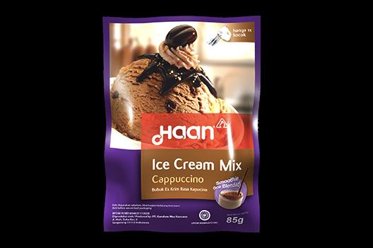 Ice Cream Mix - Cappuccino